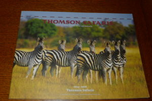 Thomson Safari Book