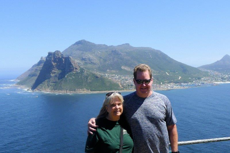 Susan Mark By cape of good hope