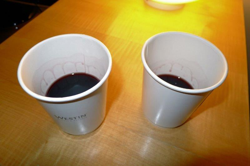 to go cups of wine