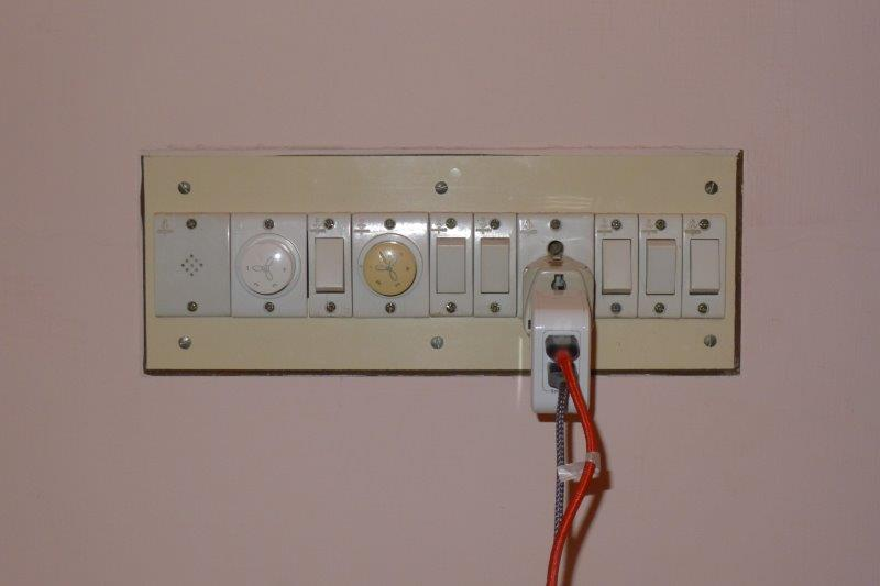 elecrtric outlet