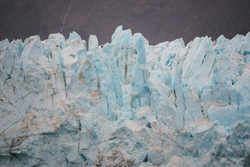 Glacier up close!