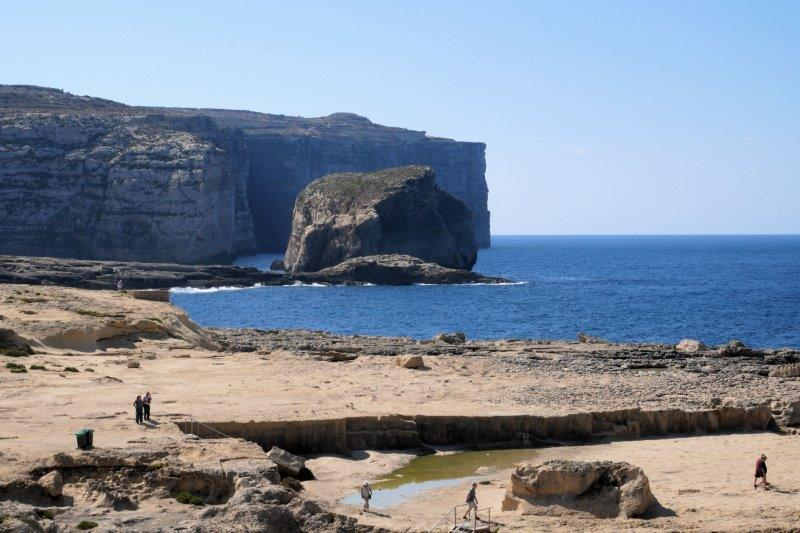 Dwerja cliffs